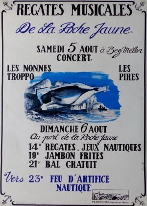 1995 Affiche Régates