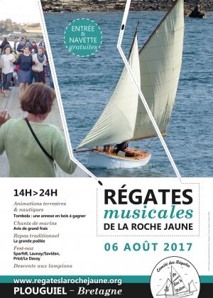 2017 Affiche Régates